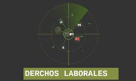DERCHOS LABORALES