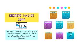 Copy of DECRETO 1443 DE 2014