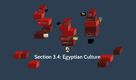Section 3.4: Egyptian Culture