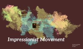 Impressionist Movement