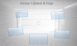 Adobe Catalyst 5.5