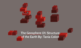 The Geosphere 01: Structure of the Earth By: Tania Colon