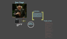 The Study of Knowledge by Jean Piaget