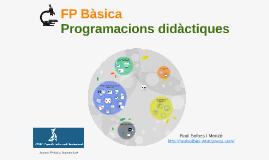 Programacions didàctiques FP Bàsica