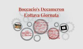 Boccacio's Decameron
