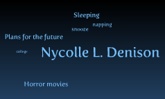Nycolle L. Denison