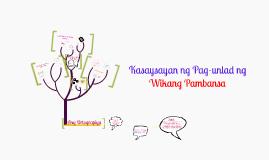 Copy of Kasaysayan ng Pag-unlad ng Wikang Pambansa