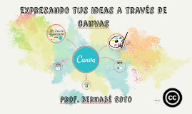 Expresando tus ideas a través de canvas