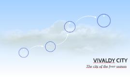 VIVALDY CITY : the city of the four season
