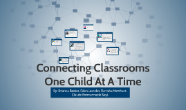 Connecting Classrooms One Child at a Time