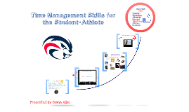 Time Management Skills for the Student-Athlete