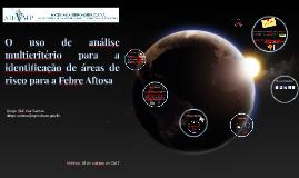 AMFA - apresentação Valdívia 2017