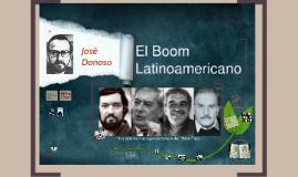 Copy of Historia del Boom Latinoamericano - Jose Donoso