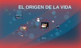 El origen de la vida Lic. Marcela Sanabria Lozano