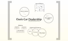 Oasis Car Dealership