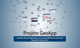 Projeto GeoApp