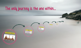 The only journey is the one within...