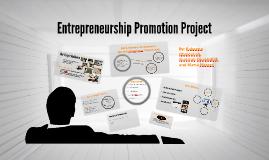 Entrepreneurship Promotion Project