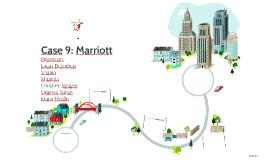 Case 9: Marriott