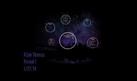 A'jah Thomas
