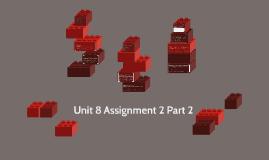 Unit 8 Assignment 2 Part 2