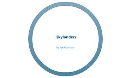 Skylanders!!!