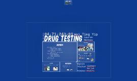 HR - Drug Testing