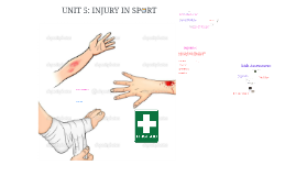 Copy of UNIT 5: INJURY IN SPORT