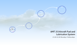 AMT 213 Aircraft Fuel and Lubrication System
