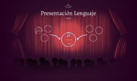 Presentación Lenguaje