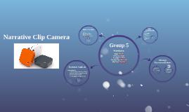 Narrative Clip Camera