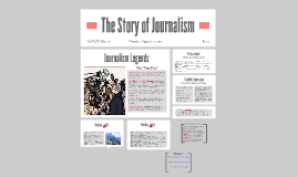 The Story of Journalism