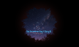 The Decameron Day 4 Story 10