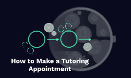 How to Make a Tutoring Appointment