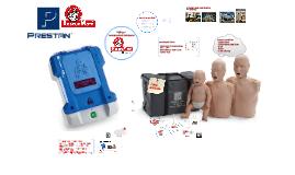 Prestan Reanimatie - AED trainer  - RescueMate BV