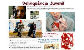 Delinquência Juvenil
