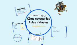 Cómo navegar las Aulas Virtuales