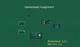 Gamemaker: