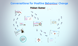 Conversations for Positive Behaviour Change