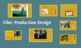 Film: Production Design