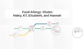 Food Allergy: Gluten