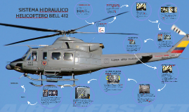 SISTEMA HIDRAULICO  HELICOPTERO BELL 412
