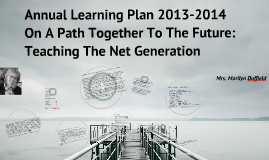 Copy of Copy of Annual Learning Plan 2012-2013