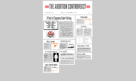 Copy of ABORTION CONTROVERSY