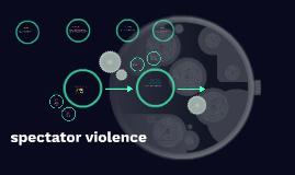 spectator violence