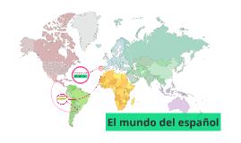 El mundo del español