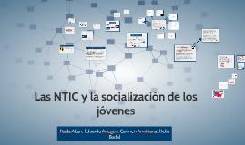 Copia de Las NTIC y la socialización de los jóvenes