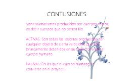 Copy of CONTUSIONES