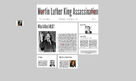 Martin Luther King Assasination