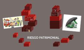 RIESGO PATRIMONIAL